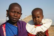 0045_Massai_Mutter_mit_Kind